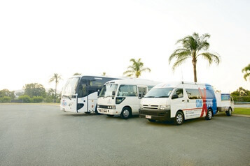 cxn bus fleet
