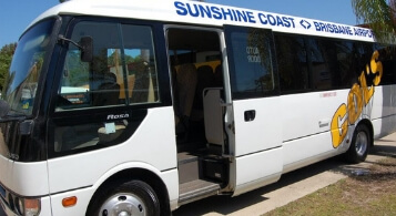 Air Shuttle Bus Transfer