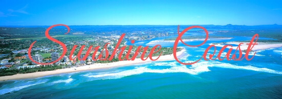 Sunshine Coast Banner